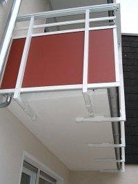 Objekt in Duisburg NACH der Balkonsanierung